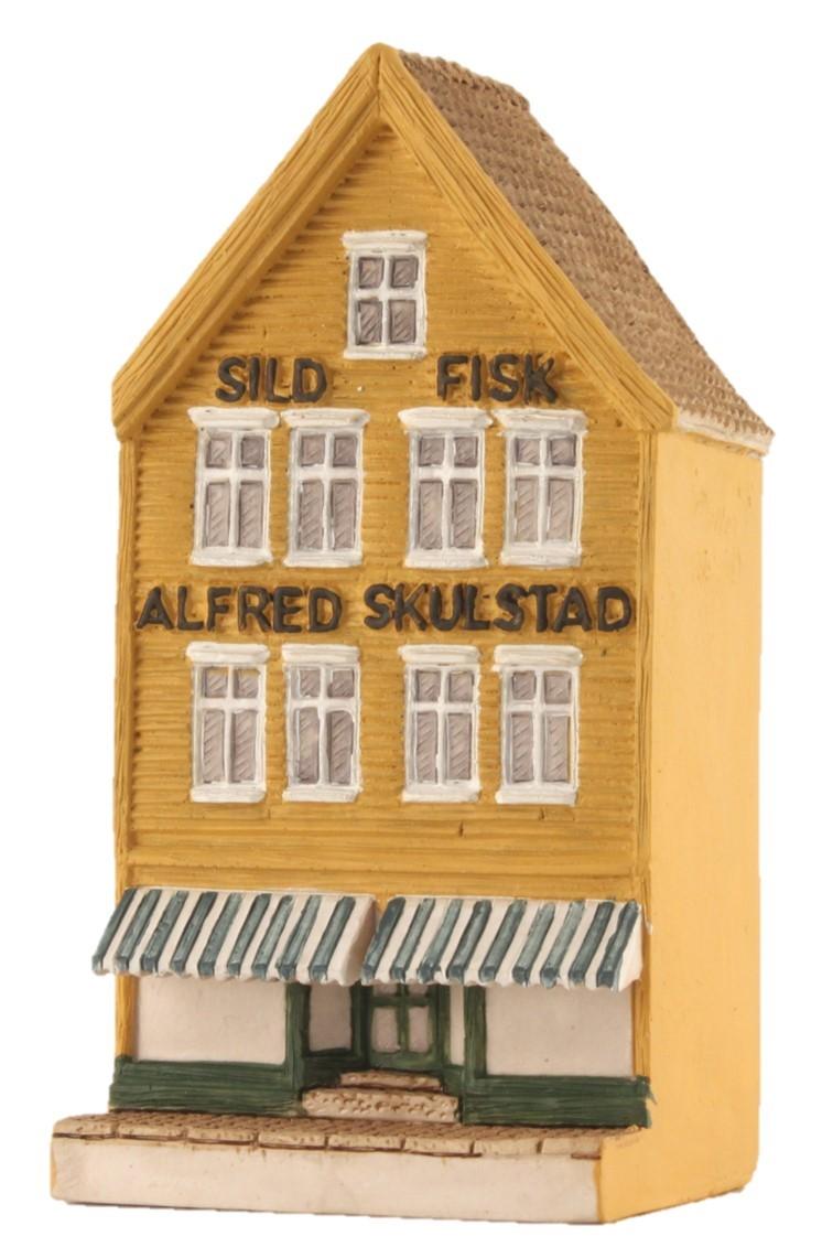 """Bergen House """"Sild"""""""