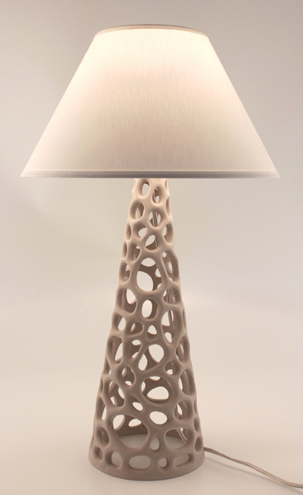 Coral Table Lamp -  Colour Beige